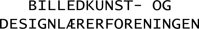 Billedkunst- og designlærerforeningen - Vi er Billedkunst- og Designlærerforeningen på stx, hf, htx